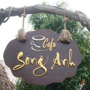 Biển Cafe đẹp độc