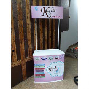 Booth Bán Hàng , Booth Quảng Cáo Giá Rẻ