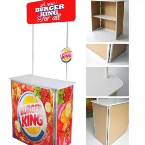 Booth Sampling(quầy Bán Hàng Di động)
