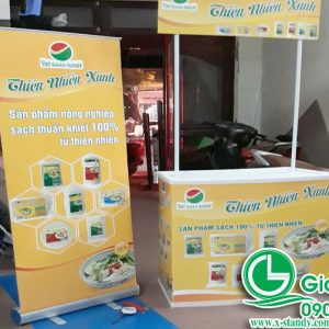 Giá Booth Quảng Cáo, Booth Sampling