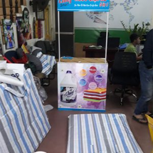 Booth Bán Hàng Di động Loại Mới